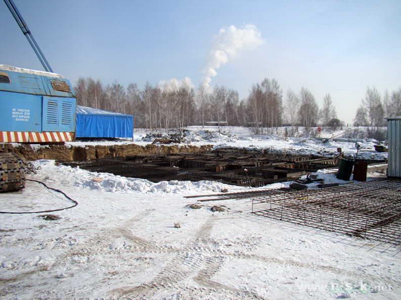 Татьяны Снежиной, 35, 37 (Высоцкого, 39, 40 стр) I кв. 2012
