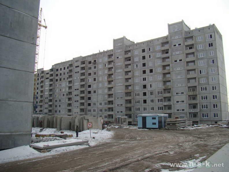 Спортивная, 11/1 (Титова, 9 стр) I кв. 2012