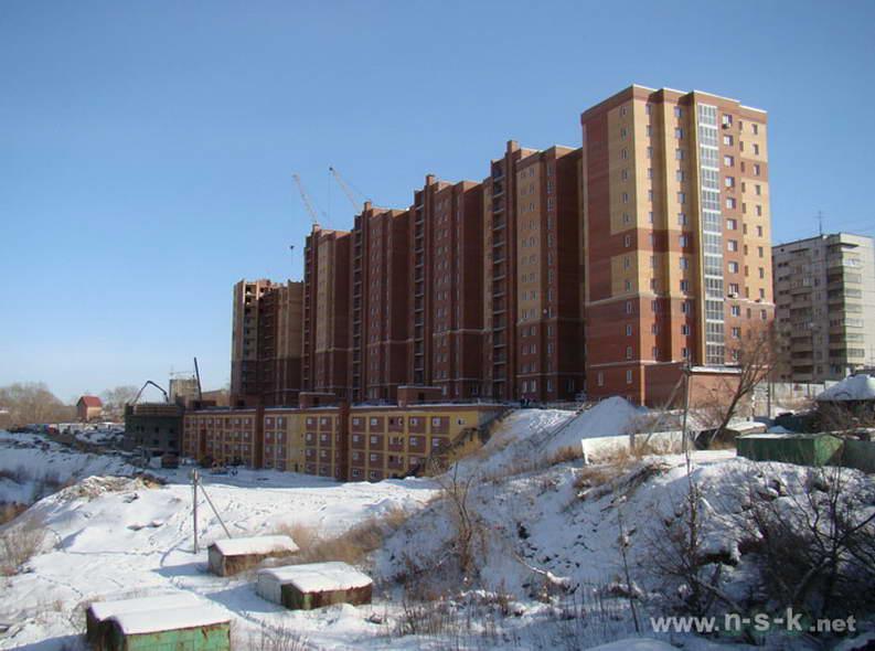 Кавалерийская, 9 I кв. 2012