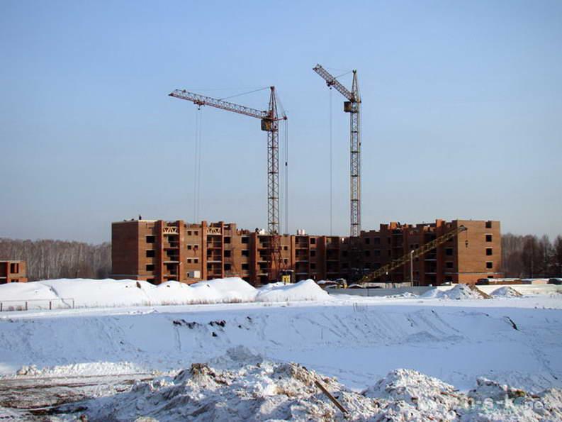 Краснообск, 111 I кв. 2012