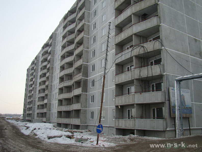 Спортивная, 3/1 (Титова, 13) I кв. 2012