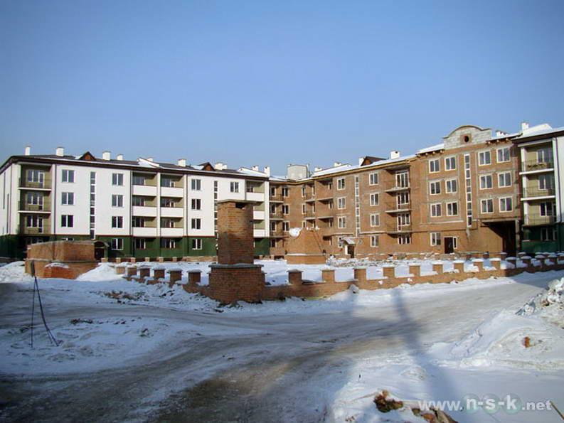 Краснообск, 6-й микрорайон, 3/5, 3/6, 3/7 I кв. 2012