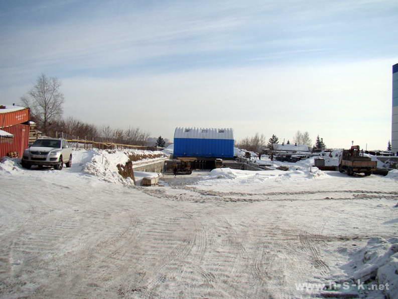 Выборная, 158 I кв. 2012