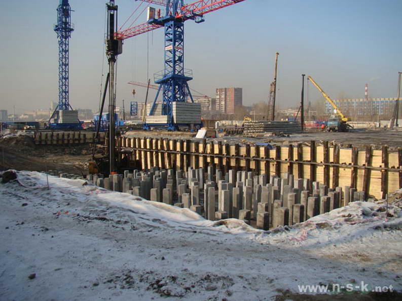 Большевистская, 126 (ГП 2) I кв. 2012