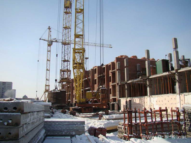 Сибиряков-Гвардейцев, 44/7 I кв. 2012