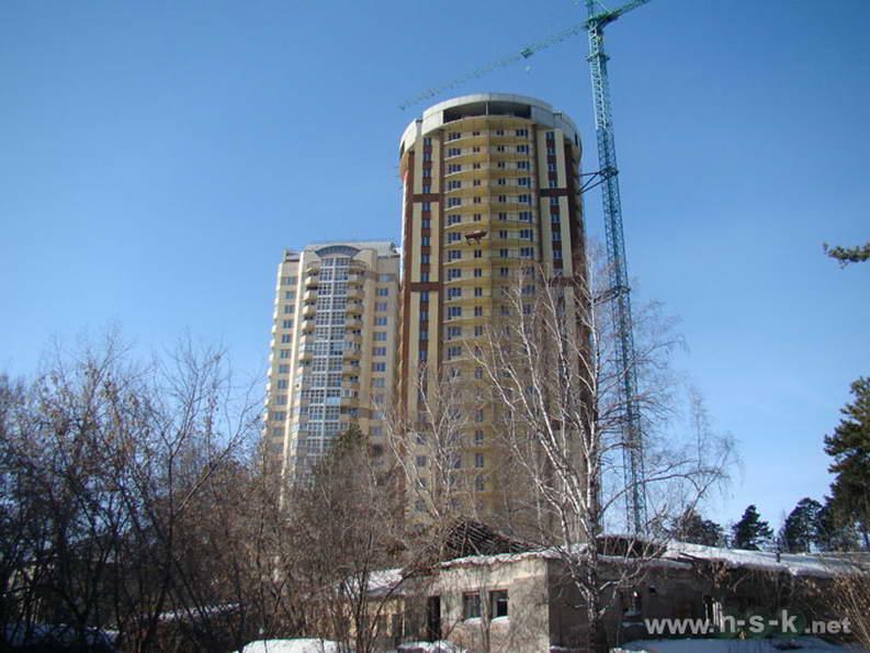 Залесского, 2/2 (2 стр), дом Байрон I кв. 2012