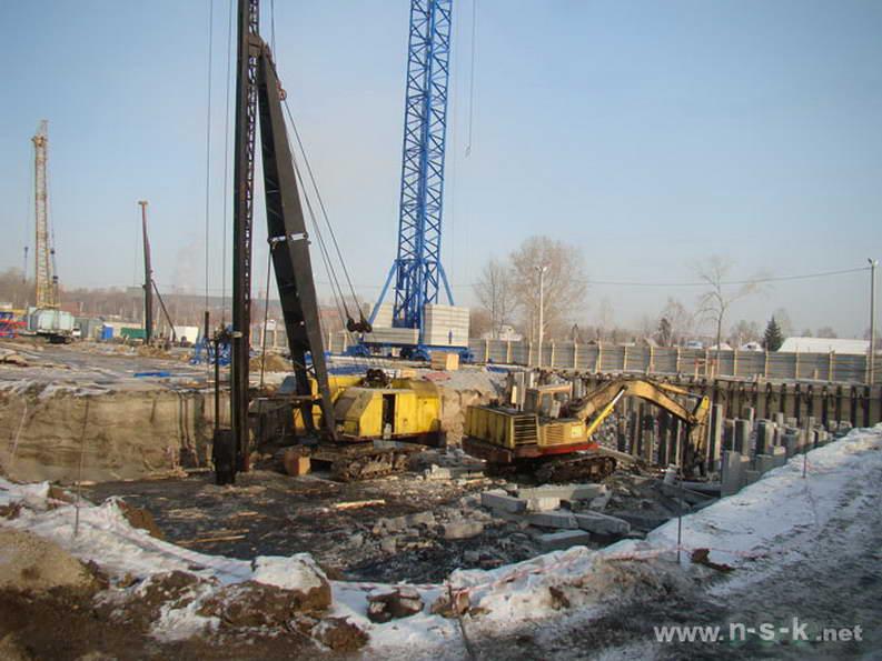 Большевистская, 128 (ГП 1) I кв. 2012