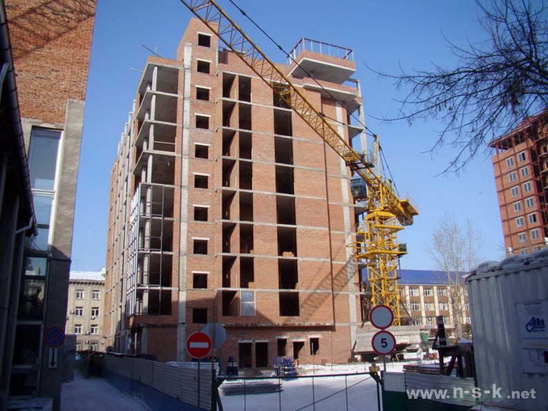Коммунистическая, 34 (Rich House) I кв. 2012
