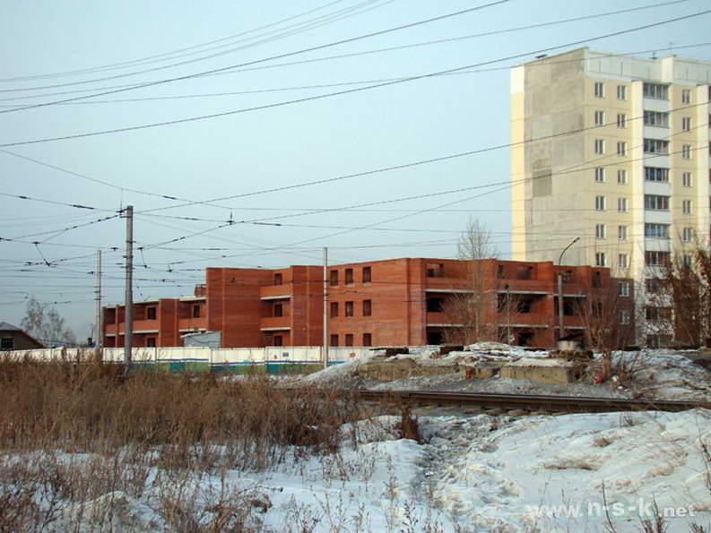 Волховская, 33а стр (кирпичная секция) I кв. 2012