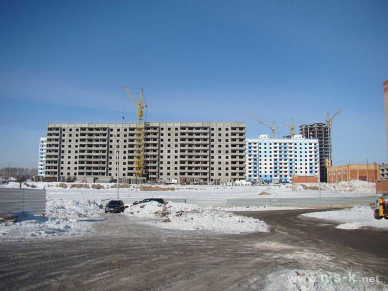 Гребенщикова, 7/1 I кв. 2012