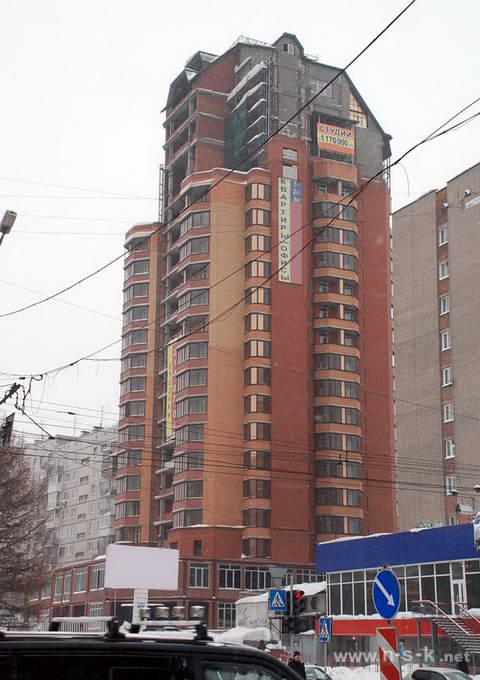 Кропоткина, 104а стр I кв. 2013