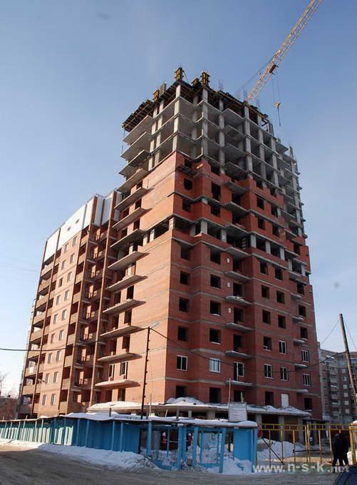Красина, 60 I кв. 2013