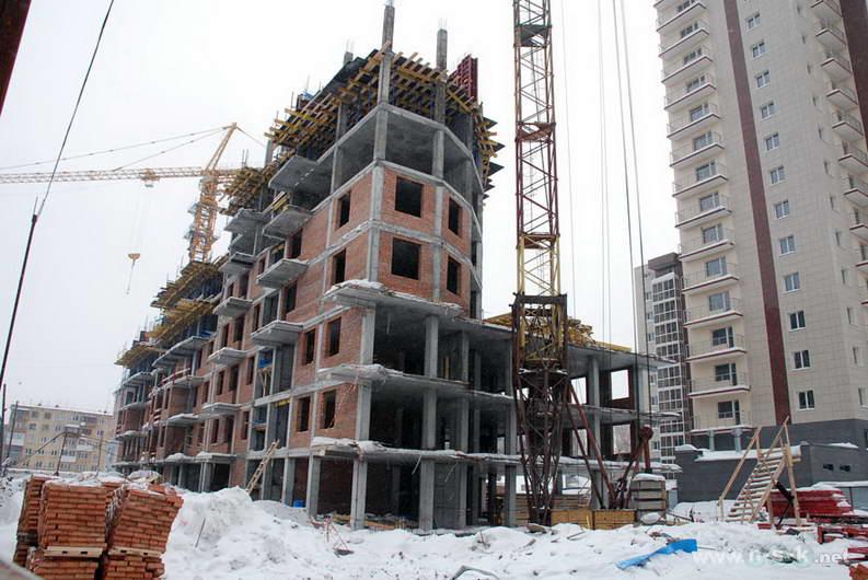 Некрасова, 63/1 I кв. 2013