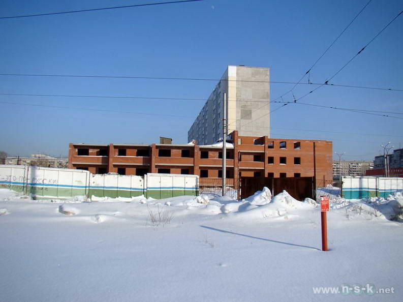 Волховская, 33а стр (кирпичная секция) I кв. 2013