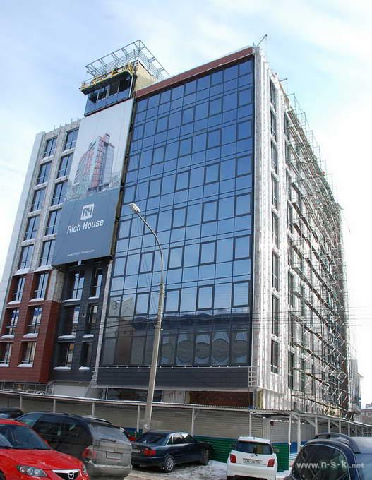 Коммунистическая, 34 (Rich House) I кв. 2013