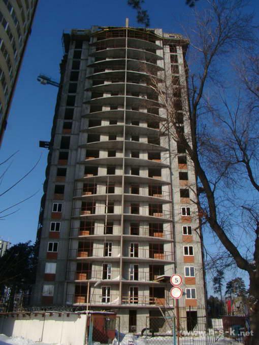 Залесского, 2/3 (2а стр), дом Нельсон I кв. 2013