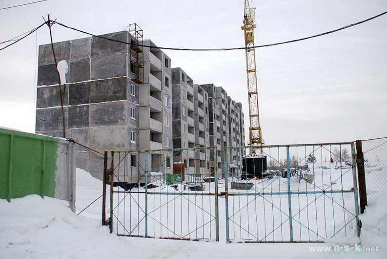 Выборная, 158 I кв. 2013