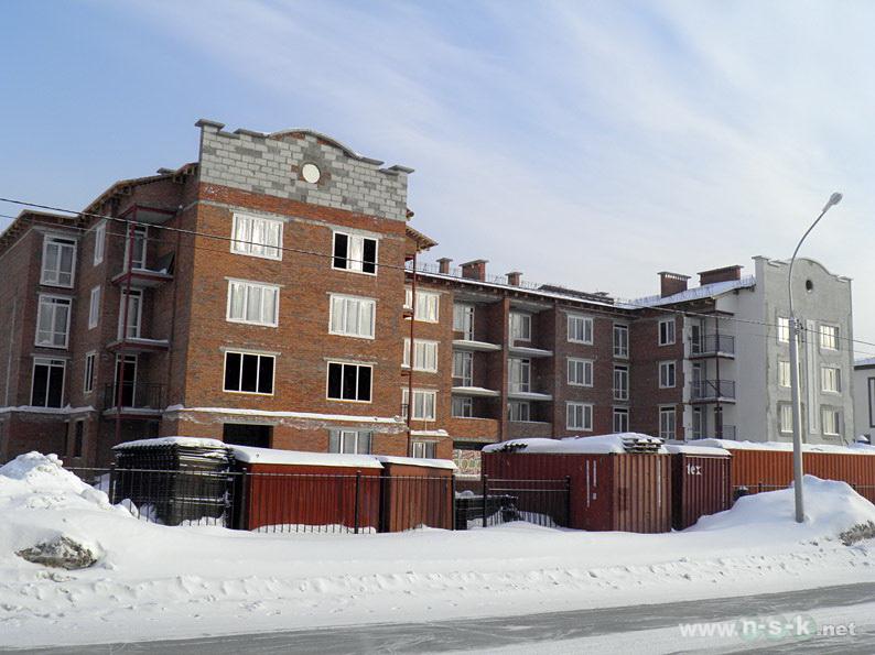 Краснообск, 6-й микрорайон, 3/3 I кв. 2014