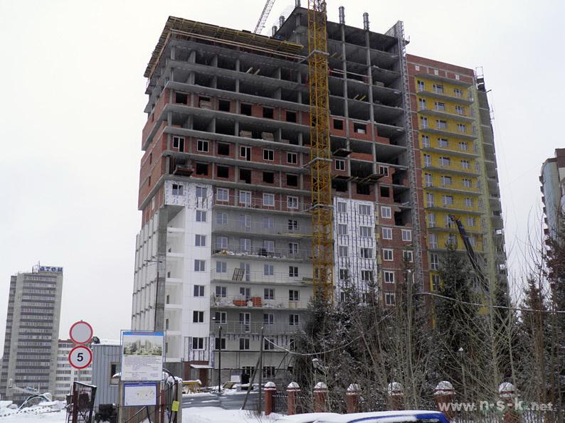 Шевченко, 11 (5 стр) I кв. 2014