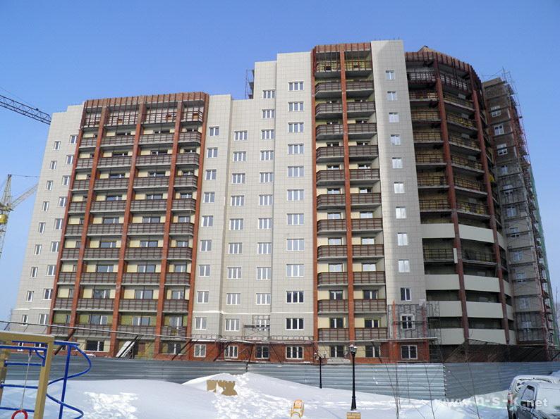 Краснообск, Западная, 228 I кв. 2014