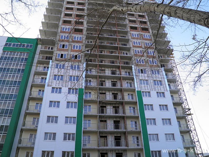 Бориса Богаткова, 253/4 (253/1 стр) I кв. 2014