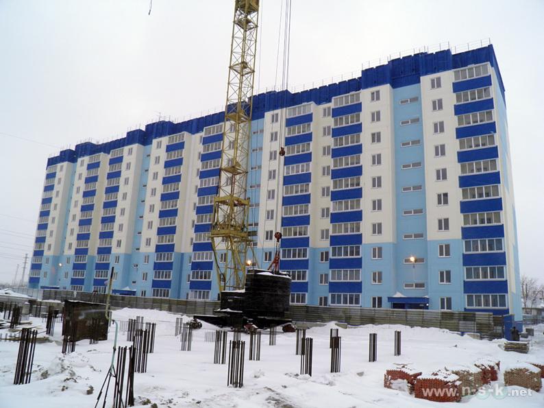 Выборная, 158 I кв. 2014
