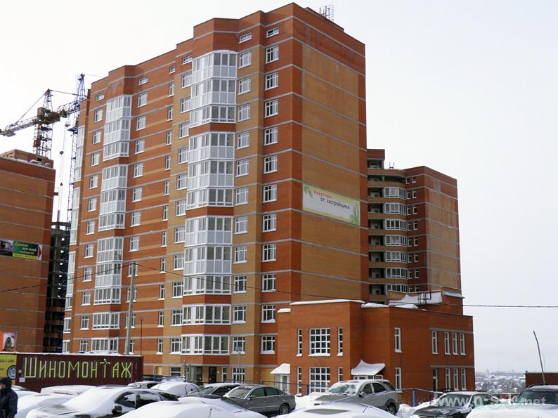 Высоцкого, 49 I кв. 2014