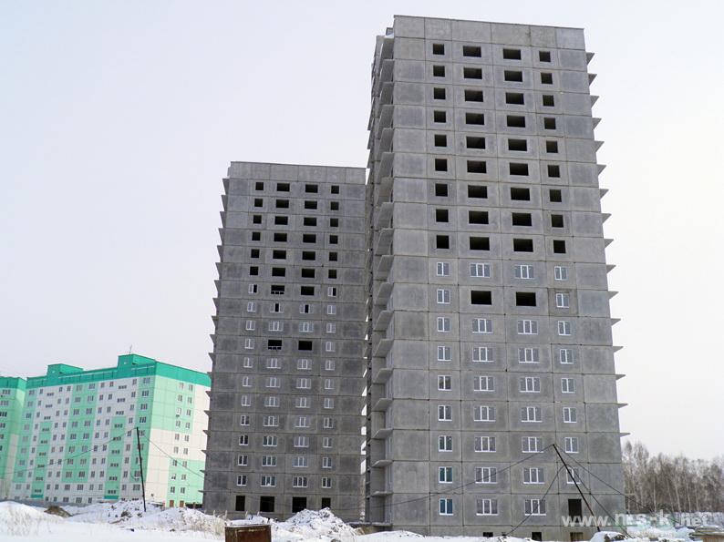 Татьяны Снежиной, 35, 37 (Высоцкого, 39, 40 стр) I кв. 2014