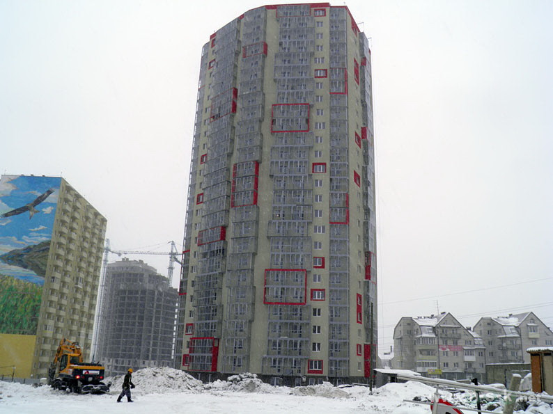 Вилюйская, 15 I кв. 2014