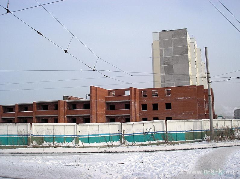 Волховская, 33а стр (кирпичная секция) I кв. 2014