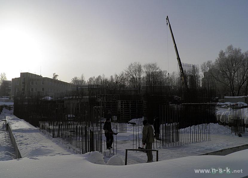 Бориса Богаткова, 260/1 стр I кв. 2015