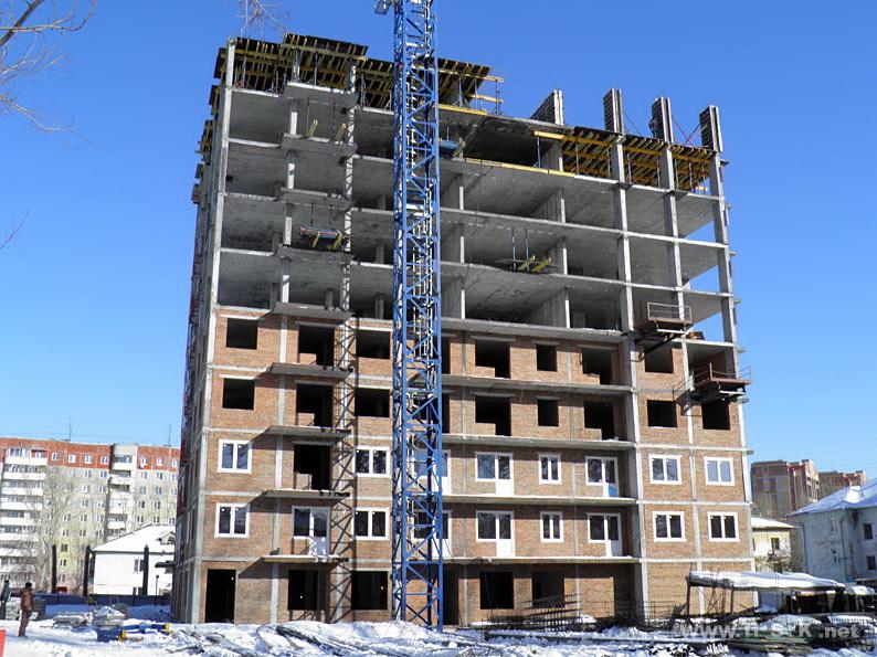 Оловозаводская, 6/1 (6 стр) I кв. 2015