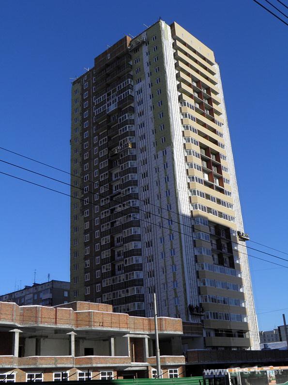 Фрунзе, 49 I кв. 2015