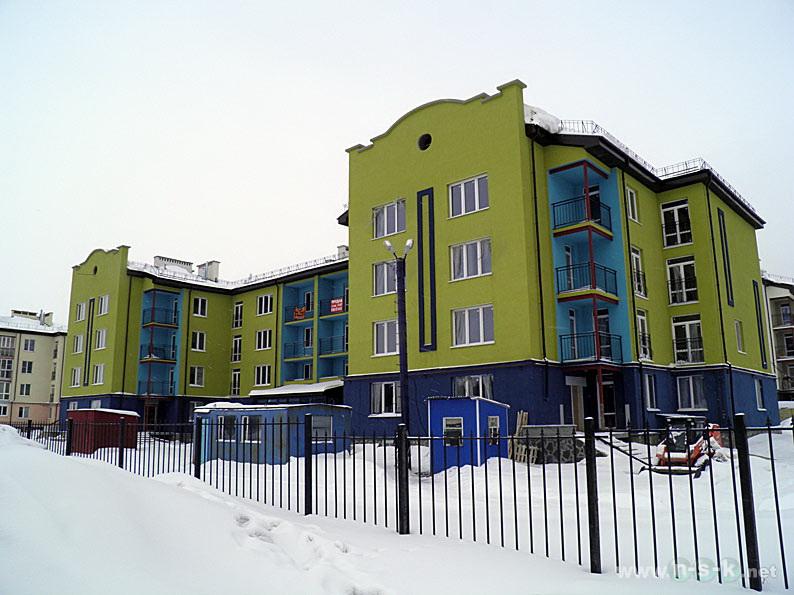 Краснообск, 6-й микрорайон, 3/3 I кв. 2015