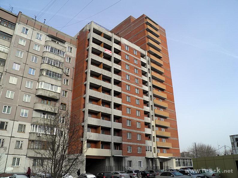 Красина, 60 I кв. 2015