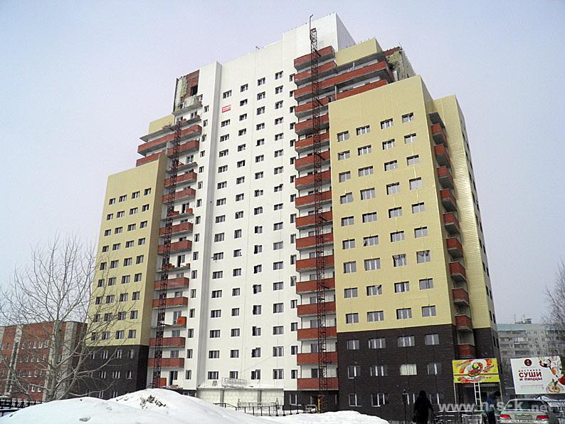 Краснообск, 56 I кв. 2015