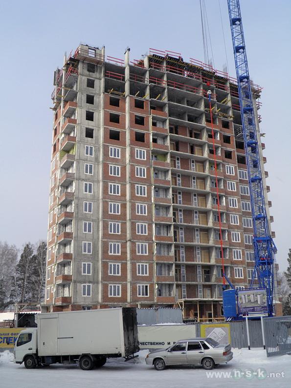 Никольский проспект, 11 (4а квартал, 16 стр) I кв. 2015