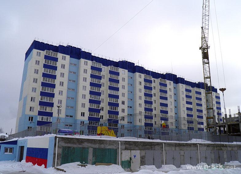 Выборная, 158 I кв. 2015
