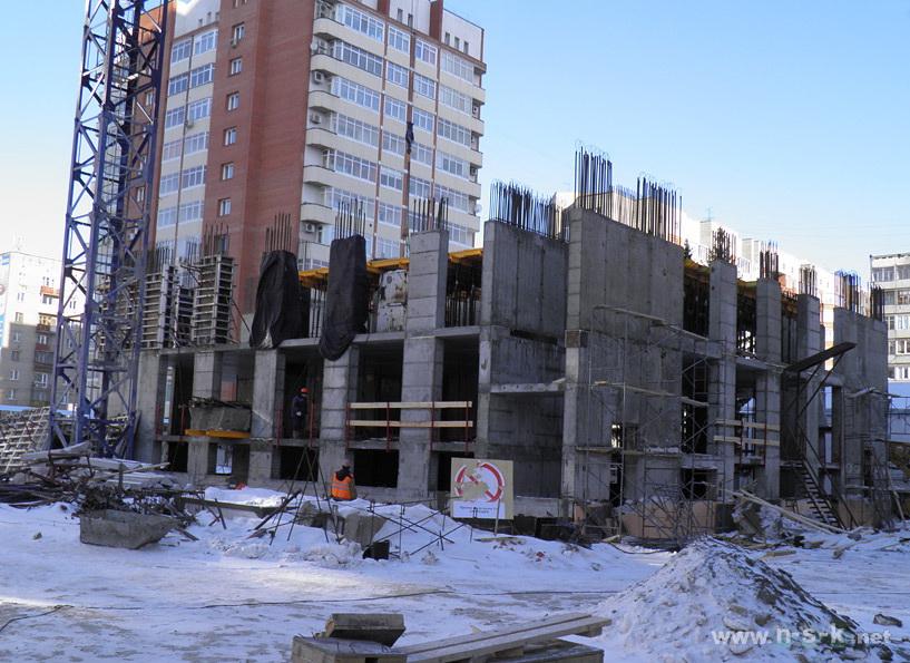 Карамзина, 53 I кв. 2015