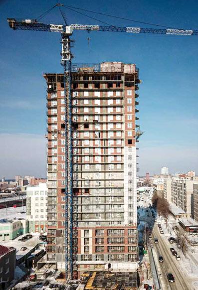 Дмитрия Шамшурина, 33 фото со стройки март 2021