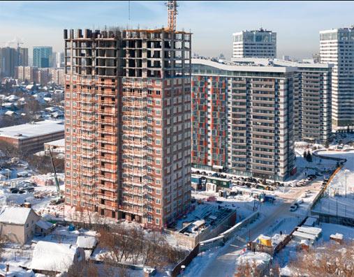 Лескова, 30 стр фото со стройки март 2021
