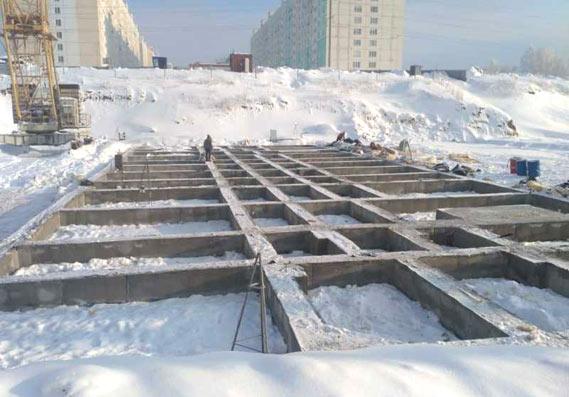 Татьяны Снежиной, 42/1 фото со стройки март 2021