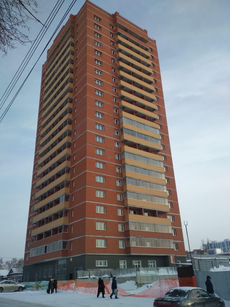 Кирова, 242 фото со стройки март 2021
