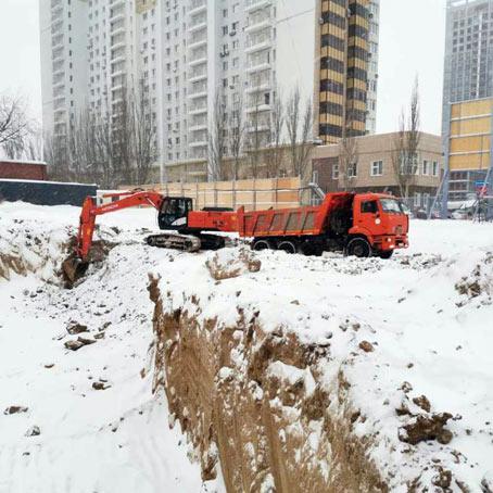 Московская, 77 фото со стройки март 2021