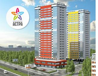 Жилой комплекс Астра, Танковая-Ипподромская