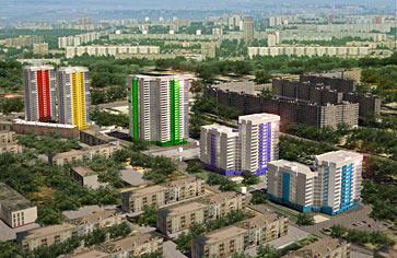 Жилой комплекс Астра