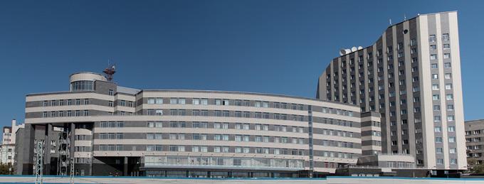 Бизнес-центр Кронос, Новосибирск