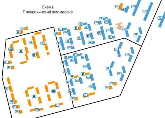 Татьяны Снежиной, 25/1 (Высоцкого, 52 стр)