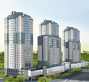 Новосибирск занял первое место по объемам строительства