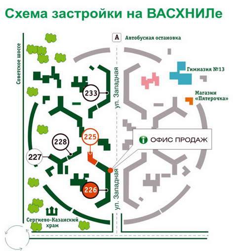 Краснообск, Западная, 228
